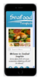 seafood restaurant mobile website