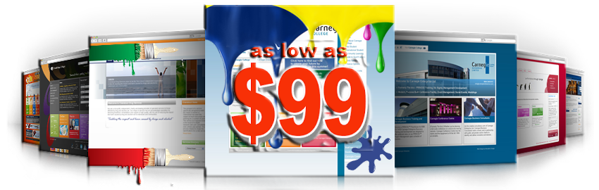 website only $99